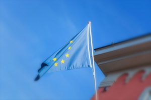 europaeische-waehrungsunion-fahne-euro
