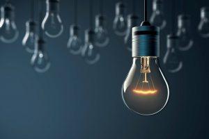 Notstromaggregat-Lampe-Glühbirnen