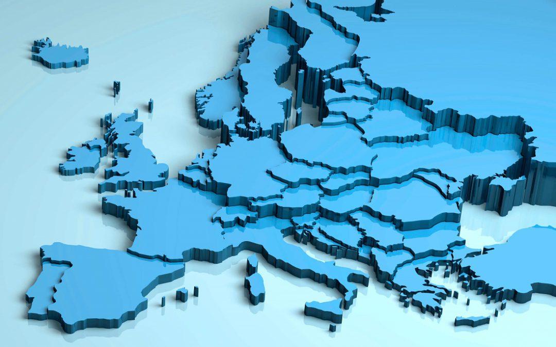 Veränderungen auf der Europakarte – Wann kam welcher Staat zur EU?