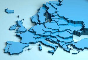 europakarte-laender-kontinent