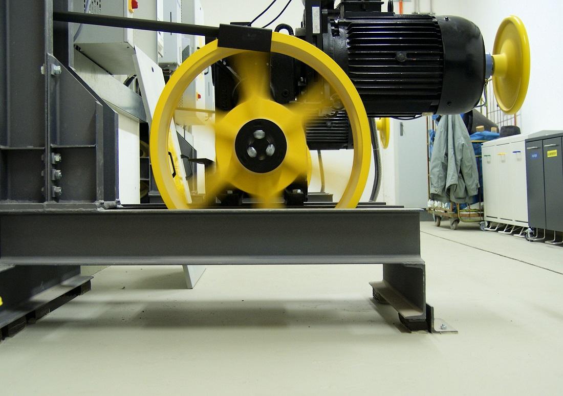 Die europäische Maschinenrichtlinie für Industrie Roboter
