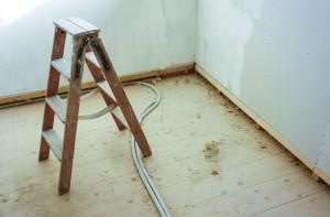 Bautrockner Hausbau Trocknung