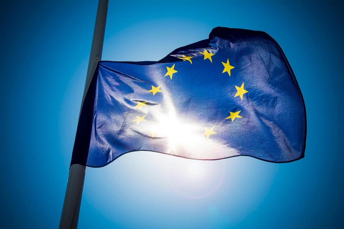 EU-Flagge-Europa
