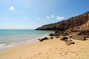 Europa Algarve Sandstrand