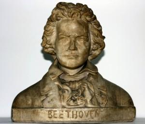Europa Beethoven Büste