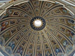Europa Michelangelo Kuppel