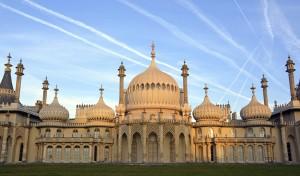 Sprachreisen England Brighton Schloss