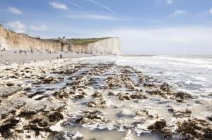 Sprachreisen England Eastbourne Strand
