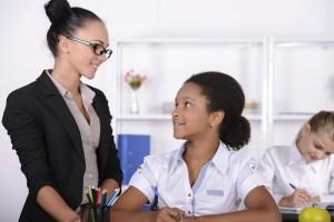 Sprachreisen England Lehrer Schülerin
