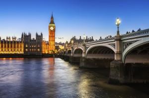 Sprachreisen England London Brücke