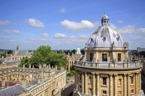 Sprachreisen England Oxford Turm