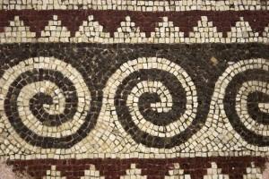 Einrichtungsstil Mosaik Muster