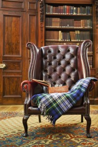 Einrichtungsstil Chesterfield Sessel