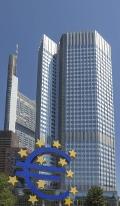 EU Organe Europäische Zentralbank Frankfurt
