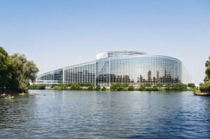 EU Organe Europäisches Parlament Straßburg