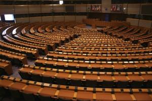 EU Parlament Sitzung Plenum