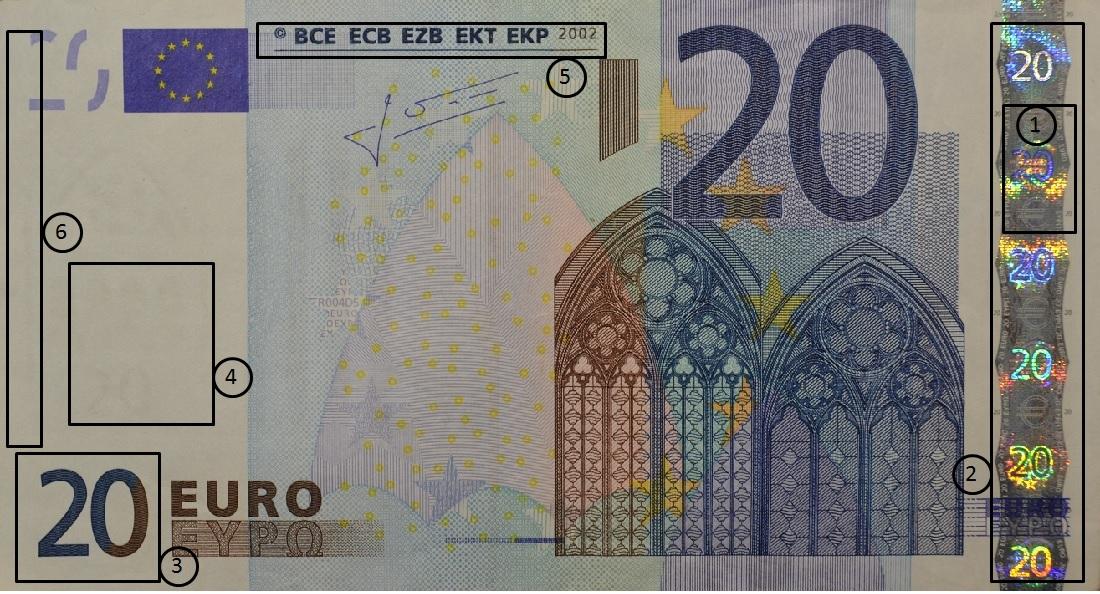 Dreizig Euro