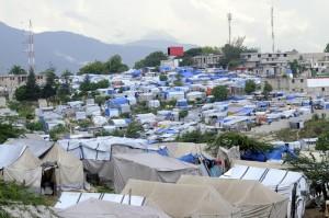 Flüchtlingspolitik Lager Zelte