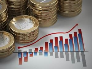 EU Haushalt Diagramm Eurokurve