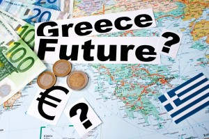 Euro Rettungsschirm Europakarte Griechenland Euro