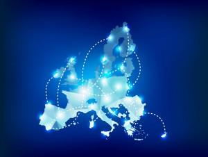EGKS Europa Karte