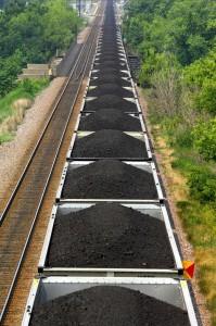 EGKS Kohlezug Güterzug