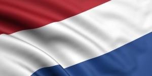 Vertrag von Amsterdam Flagge Niederlande