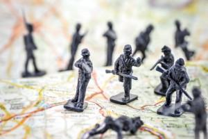 ESVP Militär Soldatenfiguren