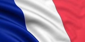 Vertrag von Nizza Flagge Frankreich