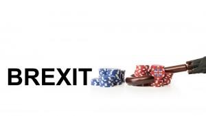 Brexit Casinosteine Schirm