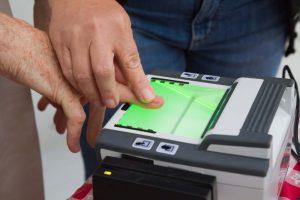 Dublin-Verfahren Fingerabdruck Registrierung