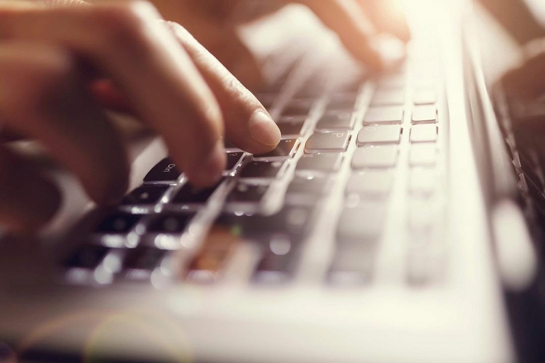 Ausbildung Handelsfachwirt Tastatur