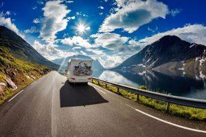 Wohnmobil-Reise
