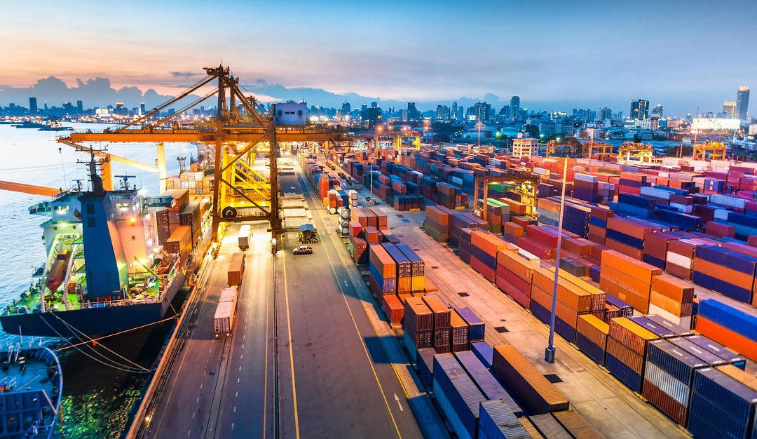 Die größten Container Terminals in Europa